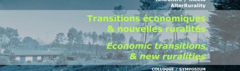 Economic transitions & new ruralities
