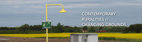 Contemporary Ruralities // changing grounds